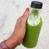 Green Juice Gives You Super Powers