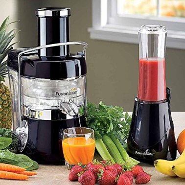 Jason-Vale-Fusion-Juicer-Centrifugal-Juice-Extractor-with-Bonus-Booster-Blender-Black-0-0