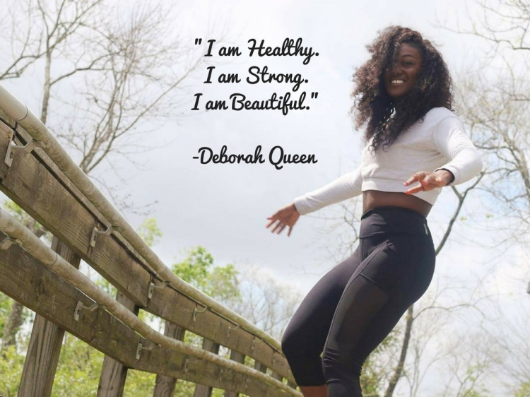 I am Healthy, Strong and Filled With Joy!