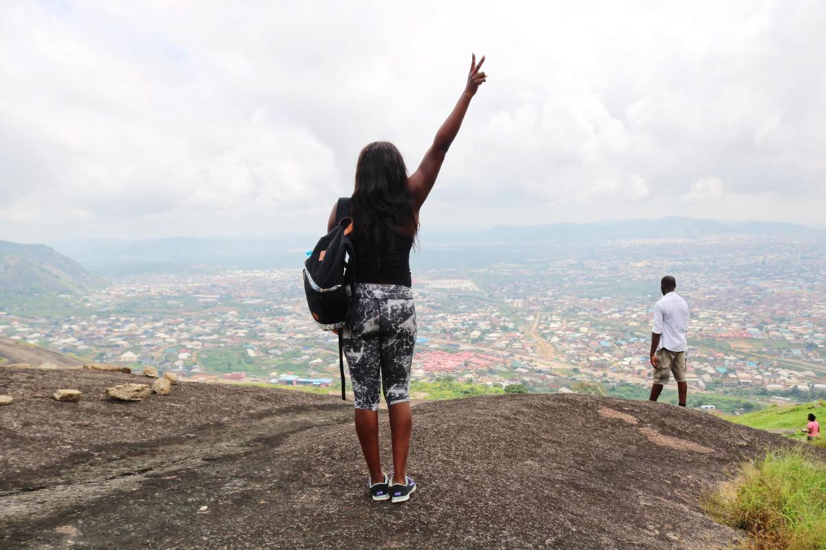 Hiking In Abuja Nigeria - Climbing To Greater Heights