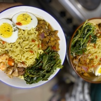 Homemade Ramen Recipe